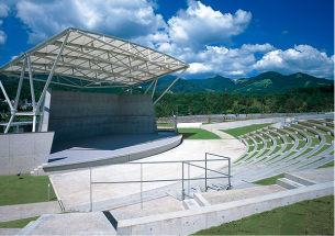 Open Air Concert Arena